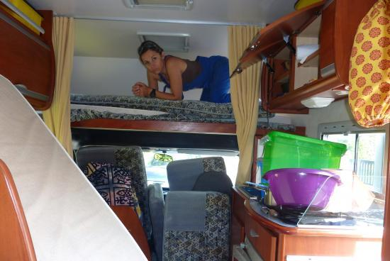 Favori Aménagements du Camping Car - JUMATOLIE FK97