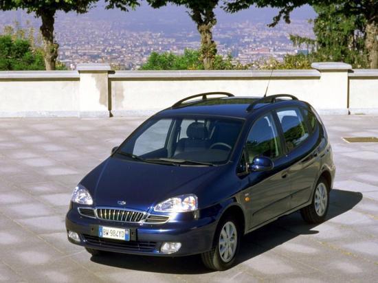 Opel Rezzo Руководство