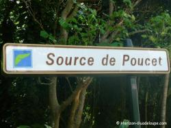 Source de Poucet, Gosier