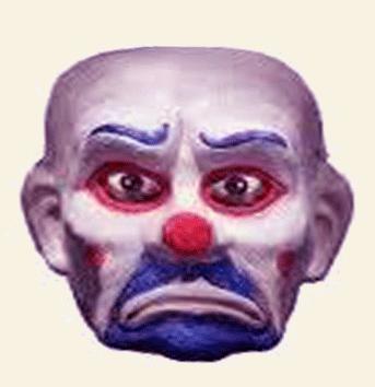 Clown en évolution