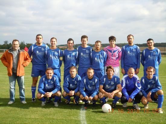 équipe 2  2010 / 2011
