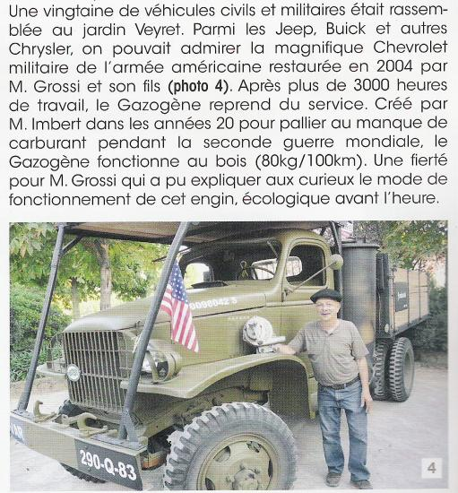 """""""La Garde Hebdo"""" (du 5 au 11 septembre 2011) / A propos du 67ème anniversaire de La Garde (débarquement de Provence)"""