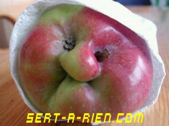 Pomme (ou pas)