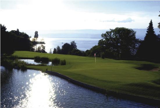 golf et élégance !