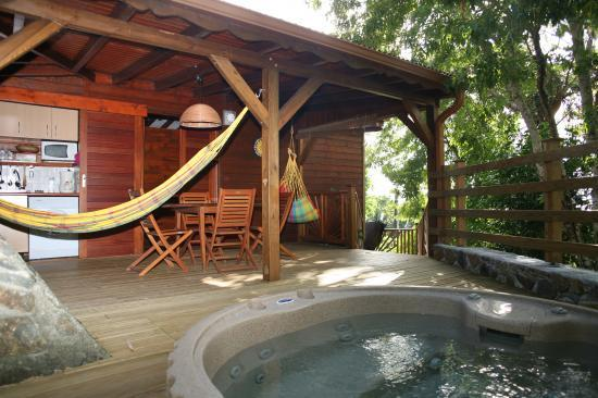 Bungalow Bois Guadeloupe : location guadeloupe, gite guadeloupe, hotel guadeloupe