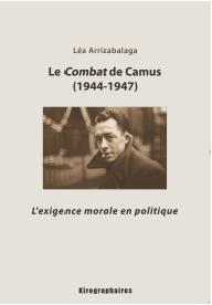 Le combat de Camus