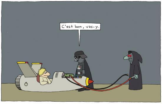 Bd star wars humoristiques - Bd lego star wars ...