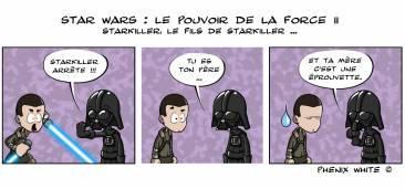 Bd star wars humoristiques - Dessin facile star wars ...