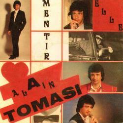 """Alain Tomasi """"mentir / Elle"""""""