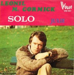 "Leonil Mc Cormick ""Solo / Julie"""