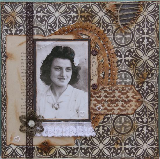 Ma grand-mère paternelle