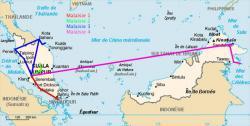 Notre parcours en Malaisie