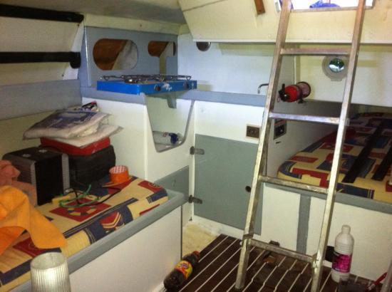 voilier int rieur. Black Bedroom Furniture Sets. Home Design Ideas