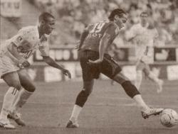 André Luiz opposé à Jimmy Briand