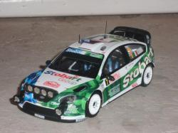 focus wrc rampe de phares racing car 43