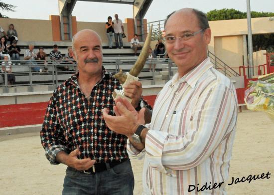 A Michel Fouque le prix du meilleur taureau