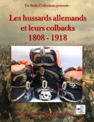 Livre Les hussards allemands et leurs colbacks